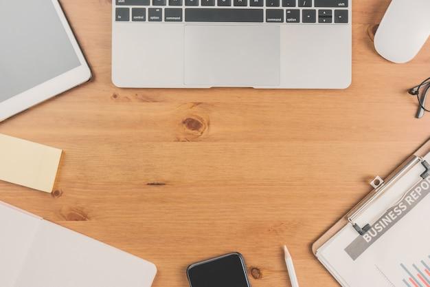 Desk viewv tampo da mesa