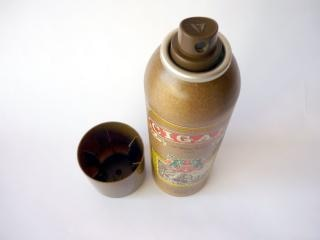 Desodorante spray charuto