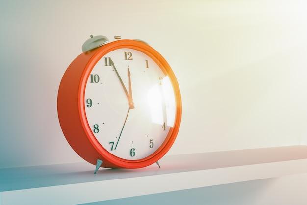 Despertador de contagem regressiva 3d