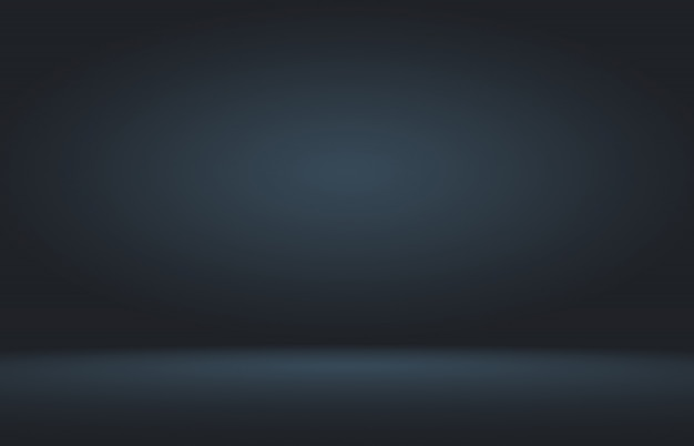 Destaque de produto vitrine em fundo gradiente preto.