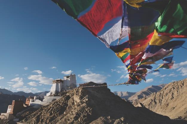 Destino de viagem indiano lindo atraente