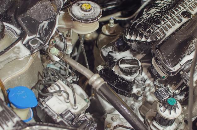 Detalhamento do motor