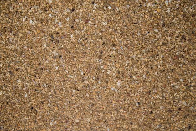Detalhe a areia da parede do tiro para o fundo de um buiding.