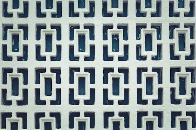 Detalhe arquitetônico abstrato