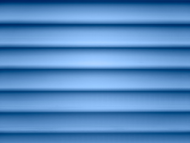 Detalhe da fachada bonita com portadas azuis brilhantes. textura de madeira venezianas, fundo, papel de parede. idéia de modelo, cega o pano de fundo. cor azul clássica do ano 2020