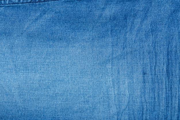 Detalhe de calças de ganga