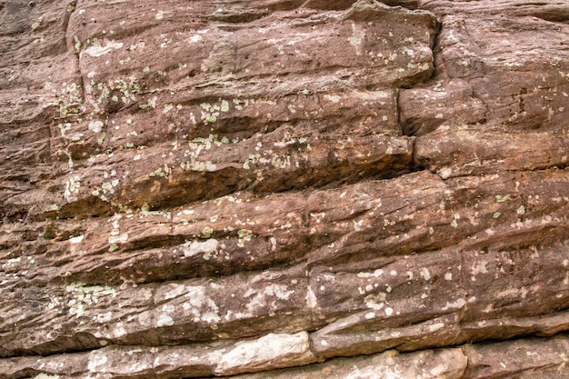Detalhes de fundo de textura de pedra de areia natural