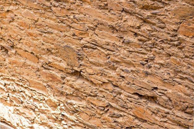 Detalhes do fundo da textura do arenito. pedra natural de textura de arenito bonita.