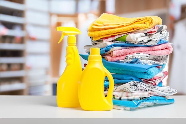 Detergente para garrafas