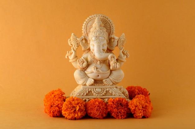 Deus hindu ganesha. ganesha idol