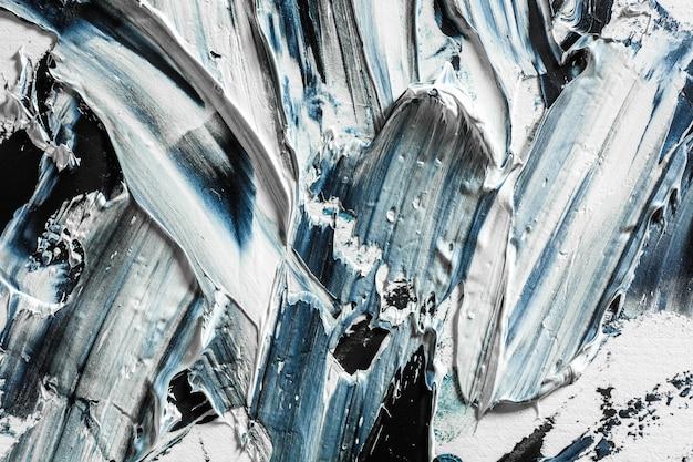 Dia chuvoso. creme pintura texturizada em fundo transparente, arte abstrata. papel de parede para dispositivo, copyspace para publicidade. o produto artístico do artista, bicolor. inspiração, ocupação criativa.