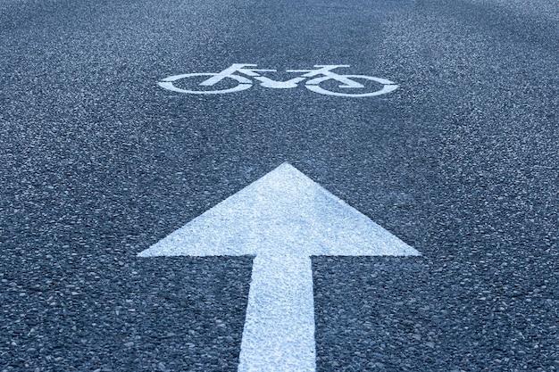 Dia da bicicleta para o trabalho, ciclovia