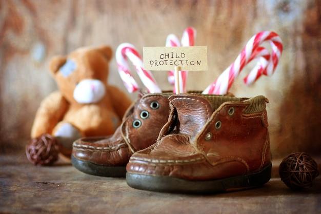 Dia da proteção infantil ninguém