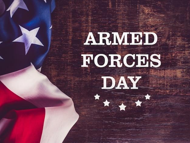Dia das forças armadas