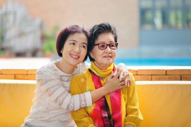 Dia das mães é uma comemoração em homenagem à mãe da família