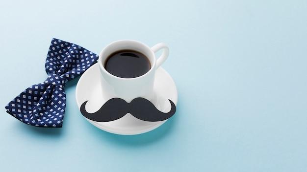Dia dos pais com café