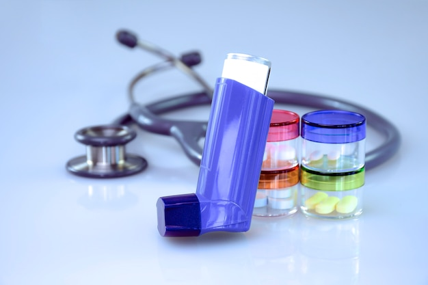 Dia mundial da asma, que acontece na primeira terça-feira de maio.