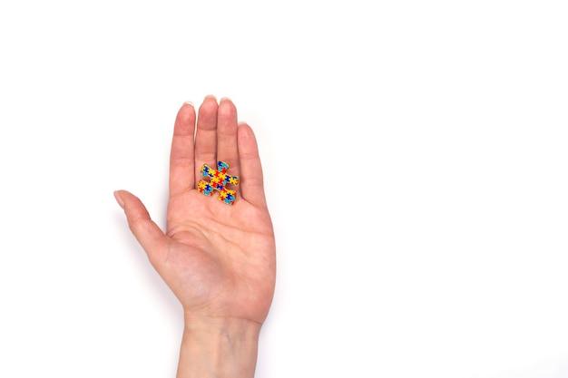 Dia mundial da conscientização sobre o transtorno do autismo