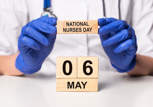 Dia nacional das enfermeiras