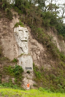 Diablo de tandapi, equador