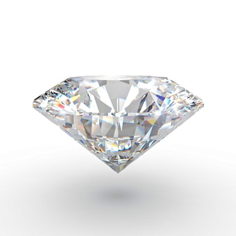 Diamante clássico 3d