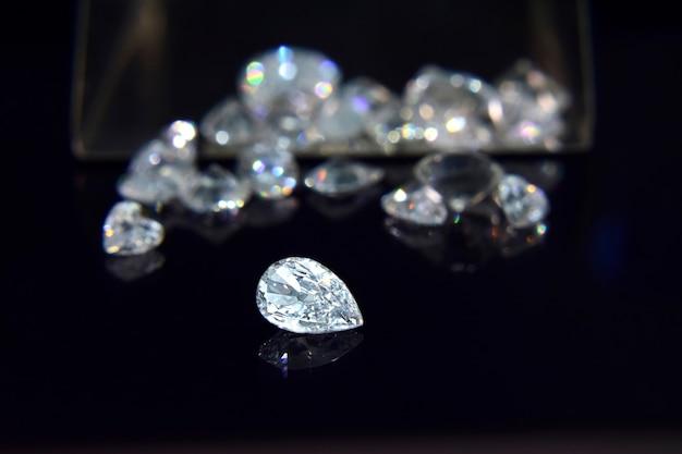 Diamantes cervos para joias
