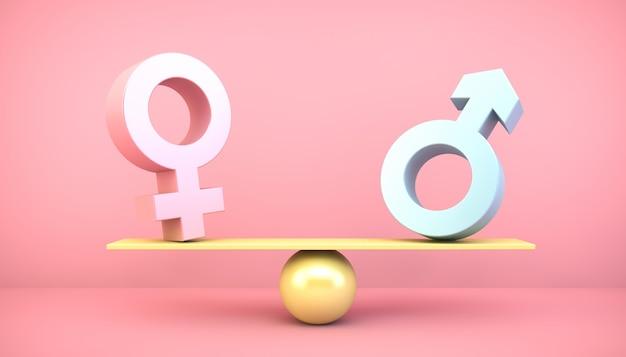 Diferença de equidade de gênero