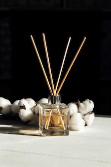 Difusor de aroma caseiro atmosfera acolhedora