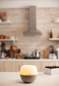 Difusor de óleos essenciais para aromaterapia