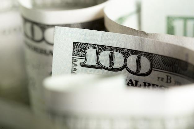 Dinheiro close-up