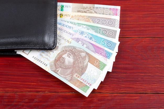 Dinheiro da polônia