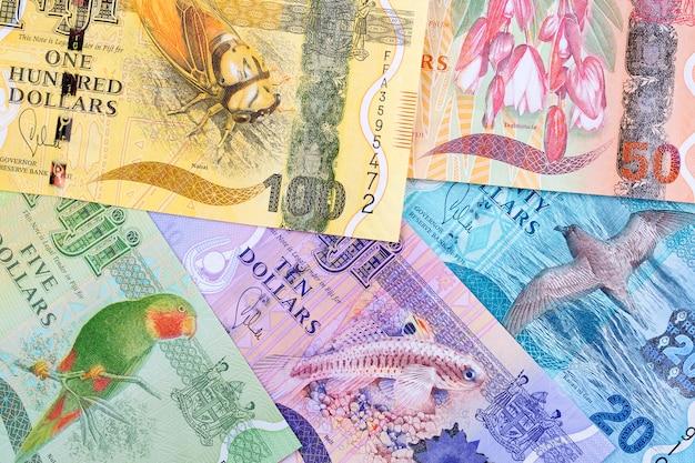 Dinheiro de fiji