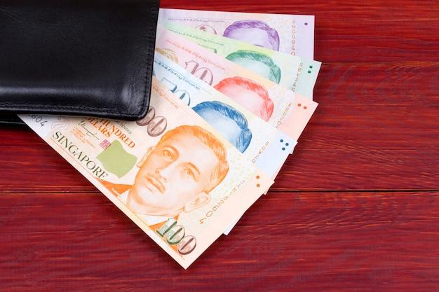 Dinheiro de singapura