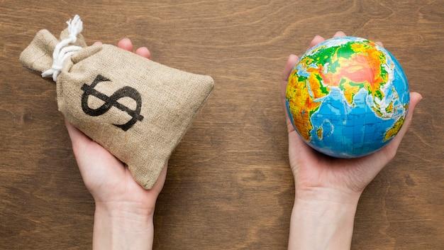 Dinheiro e economia global