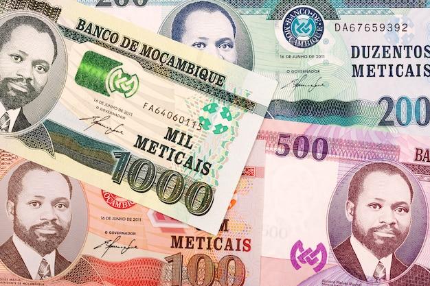 Dinheiro moçambicano