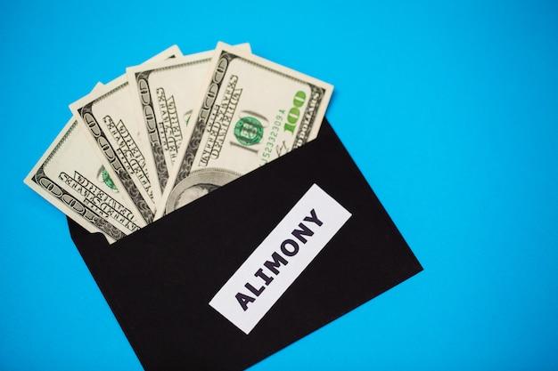 Dinheiro para custos de assistência à infância