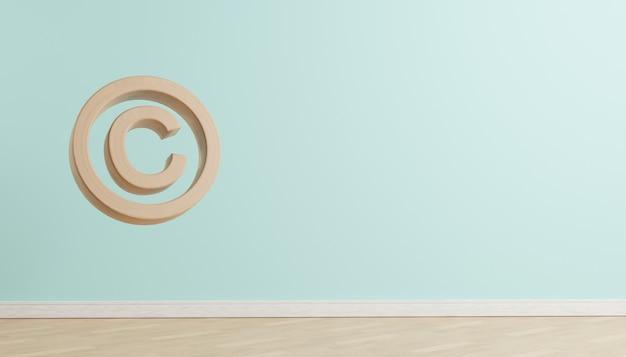 Direito de patentes direitos autorais propriedade intelectual negócios internet tecnologia conceito d renderização