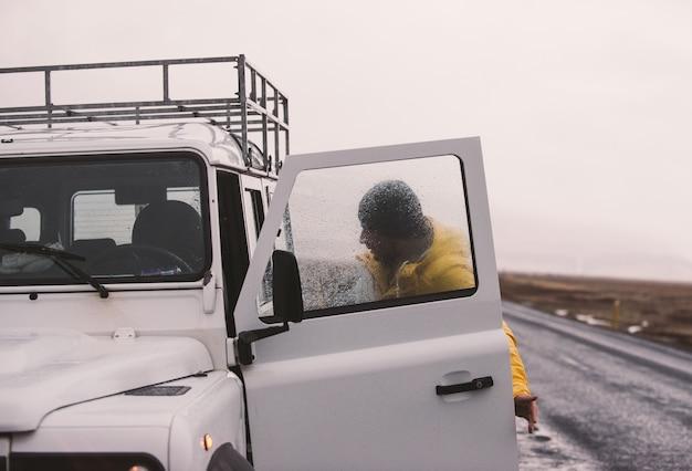 Dirigindo pelas estradas islandesas, excursão na islândia