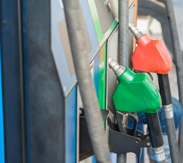 Dispensador de combustível