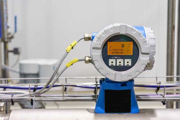 Dispositivos modernos medem o fluxo de fluidos que permitem o uso eficiente de recursos naturais