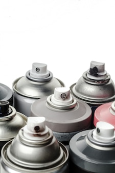 Distribuidor de tinta spray