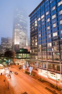 Distritais charlotte edifícios financeiros