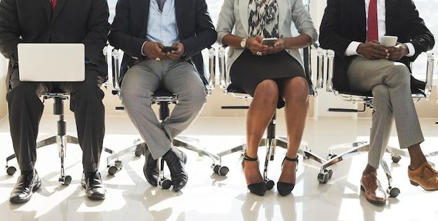 Diversos executivos usam dispositivos digitais