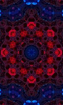 Diwali mandalas pattern. padrão para meditação, ioga, chill-out, relaxamento, vídeos musicais, performance de transe, eventos tradicionais hindus e budistas. imagem vertical.