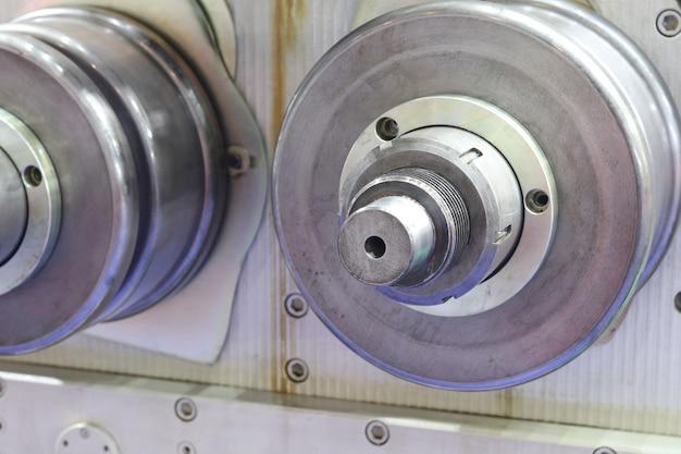 Dobradeira de aço para processo de fabricação