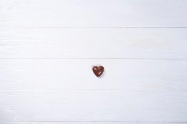 Doce coração pequeno