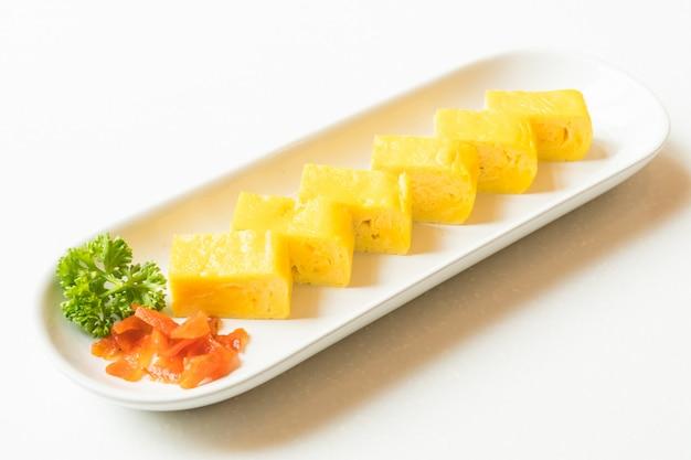 Doce omelete tamago