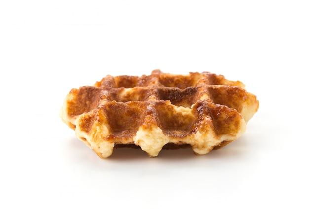 Doce waffle
