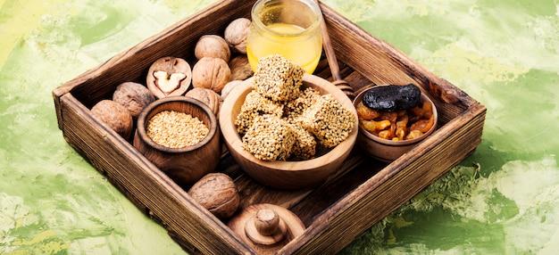 Doces dietéticos para imunidade