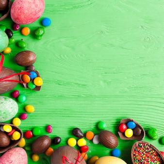 Ovos De Chocolate Vetores E Fotos Baixar Gratis